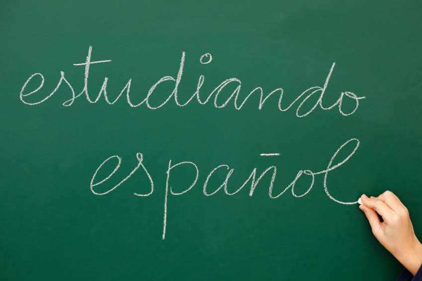 Materials to teach spanish to adults